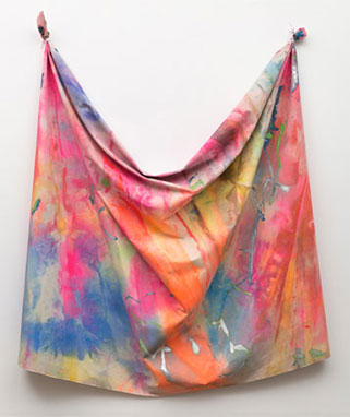 Sam Gilliam on artline