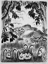 Charles Burchfield at The Old Print Shop