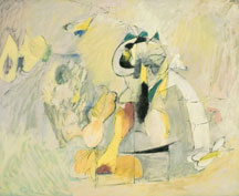 Arshile Gorky at Forum Gallery