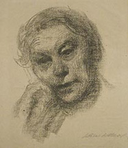 Kathe Kollwitz at Davidson Galleries