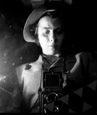 Vivian Maier at Vivian Maier self portrait