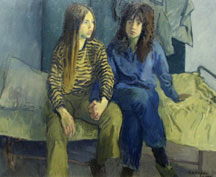 Raphael Soyer at Forum Gallery