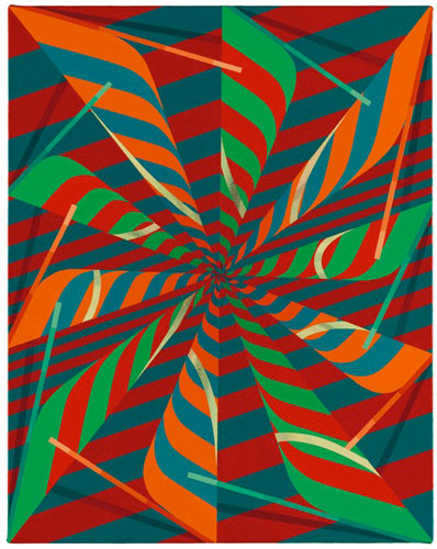 Feye, by Tomma Abts on artline