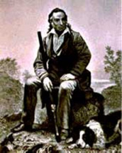 artline, art, artist, John James Audubon at John James Audubon
