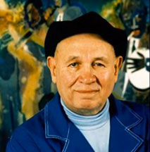 artline, art, artist, Romare Bearden at Romare Bearden